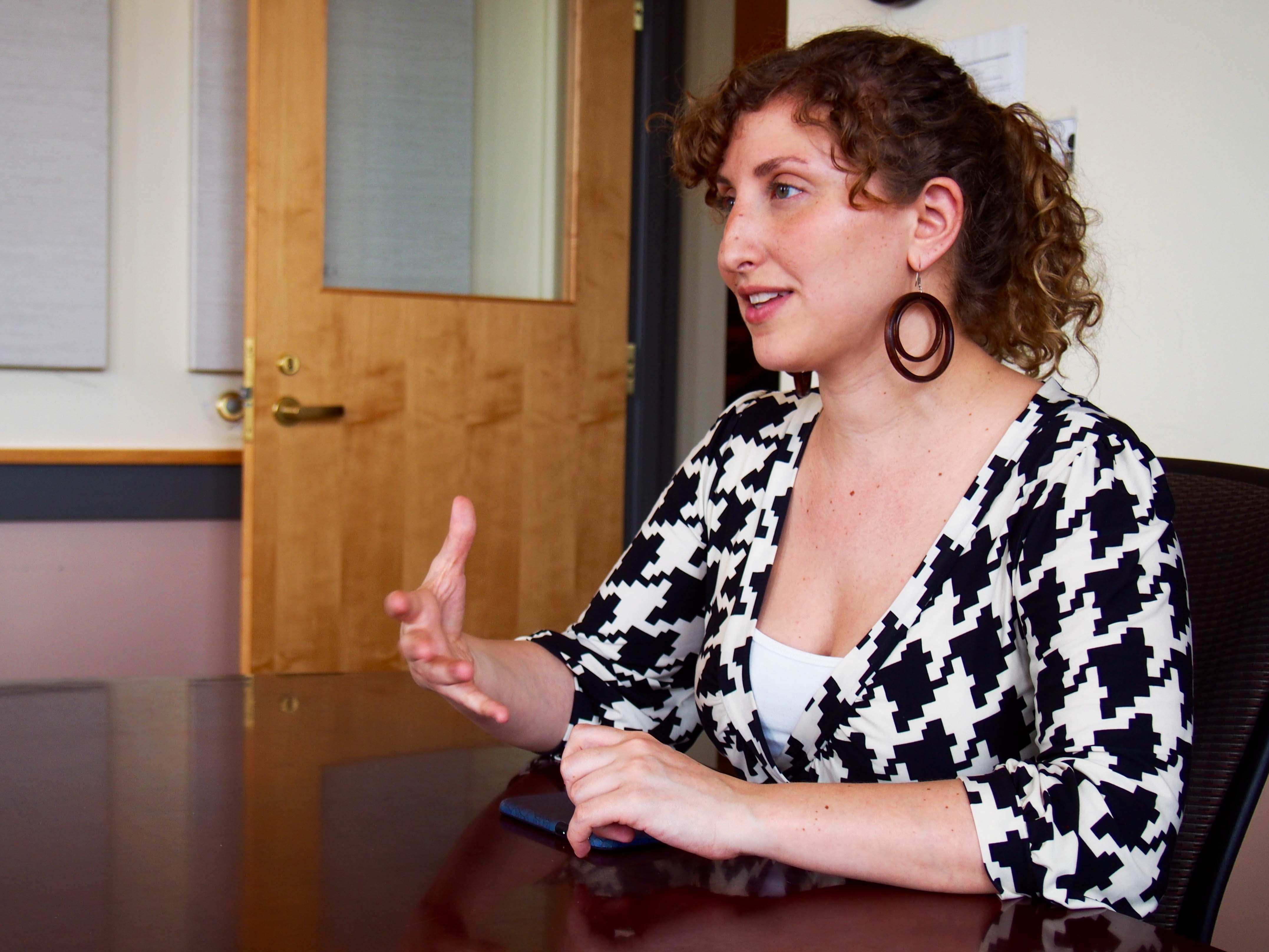 Emma Davis, Arts Editor