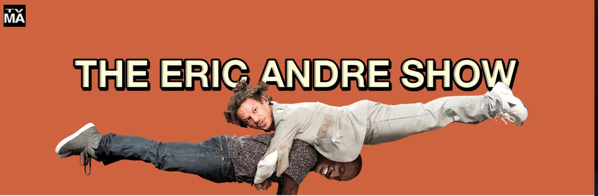 Eric Andre c/o: adultswim.com