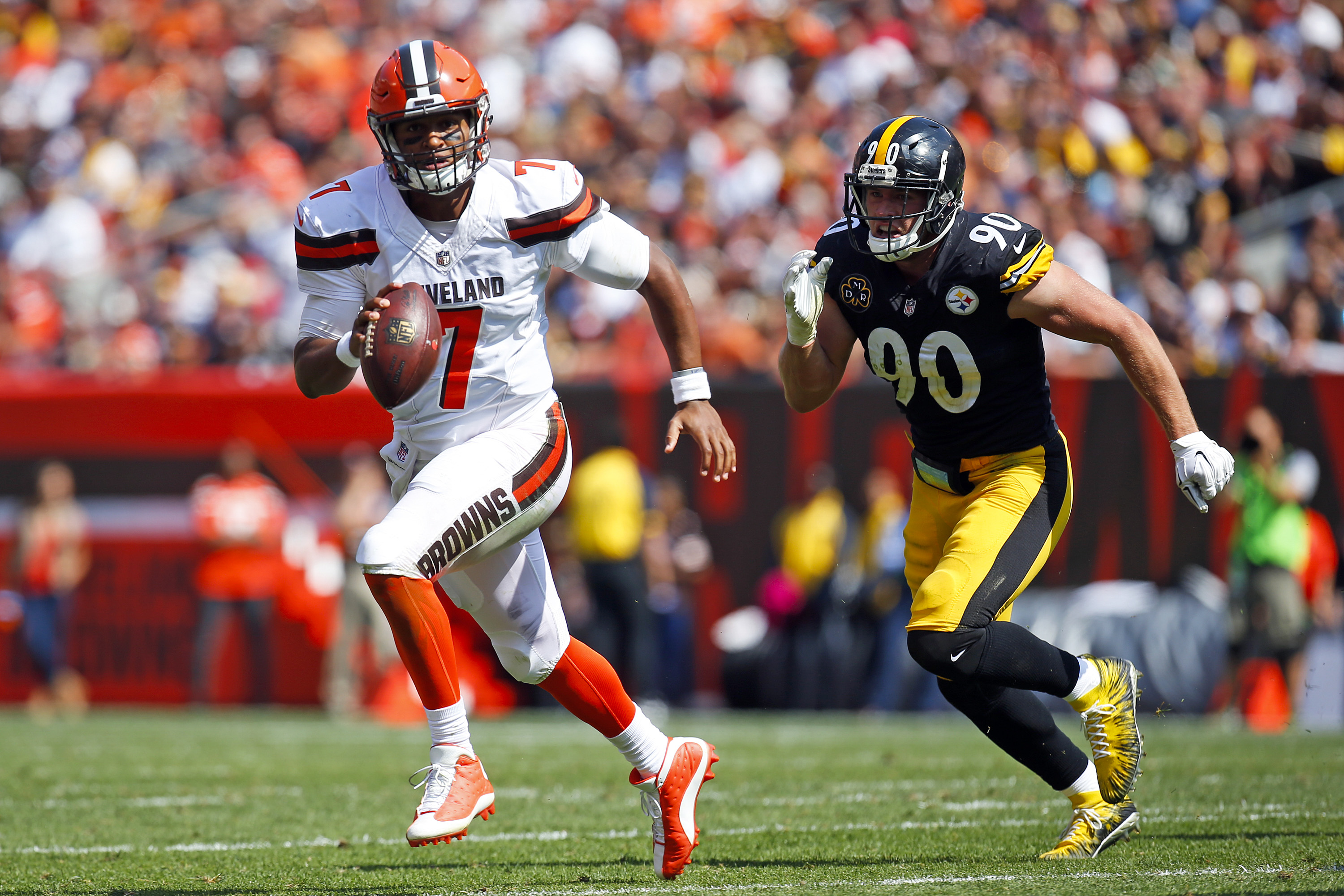 Pittsburgh Steelers shift in Week 2 NFL Power Rankings