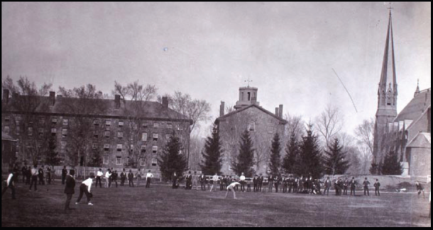 Andrus Field in the late 1800s c/o Special Collections