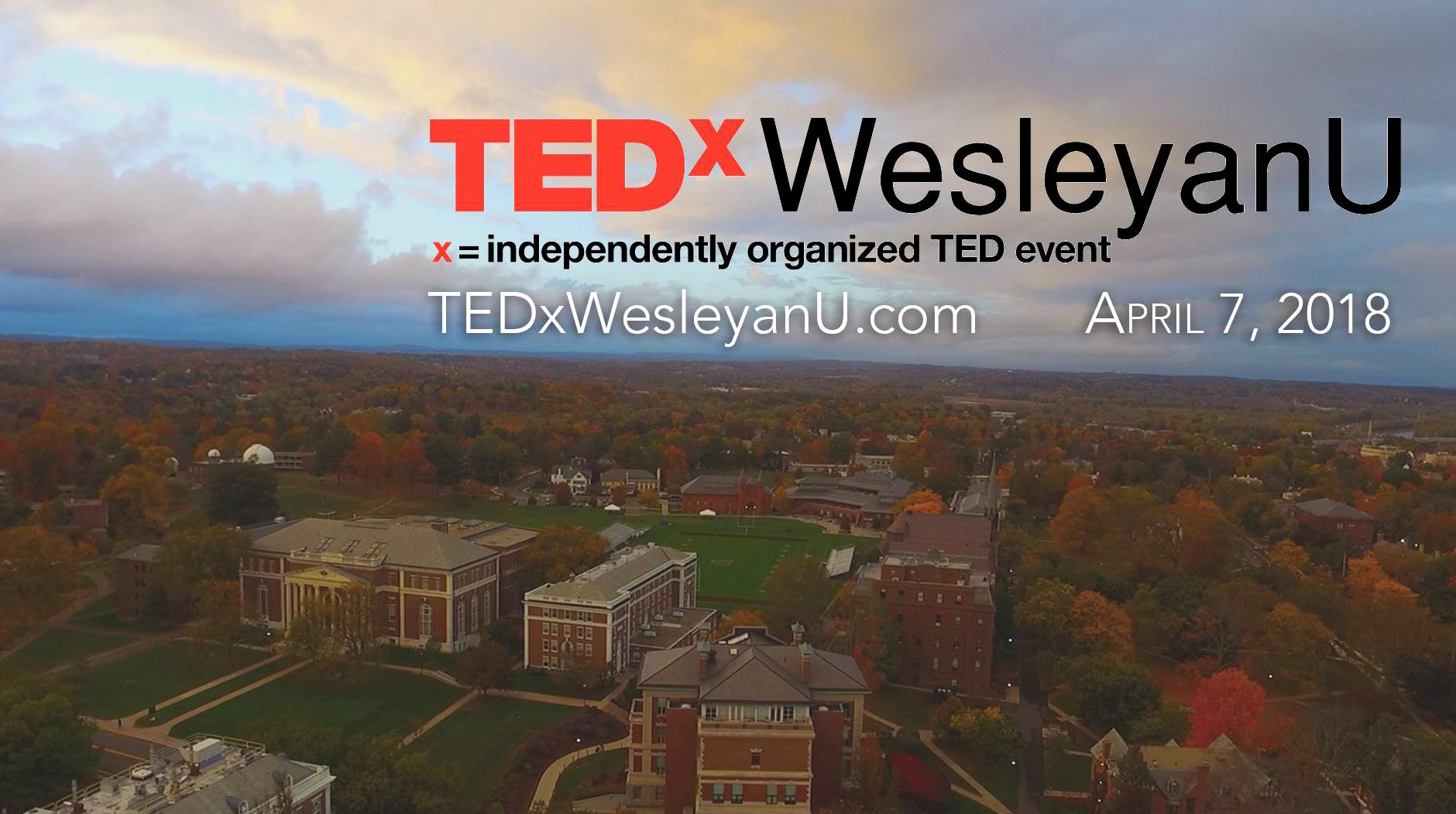 c/o TEDxWesleyanU