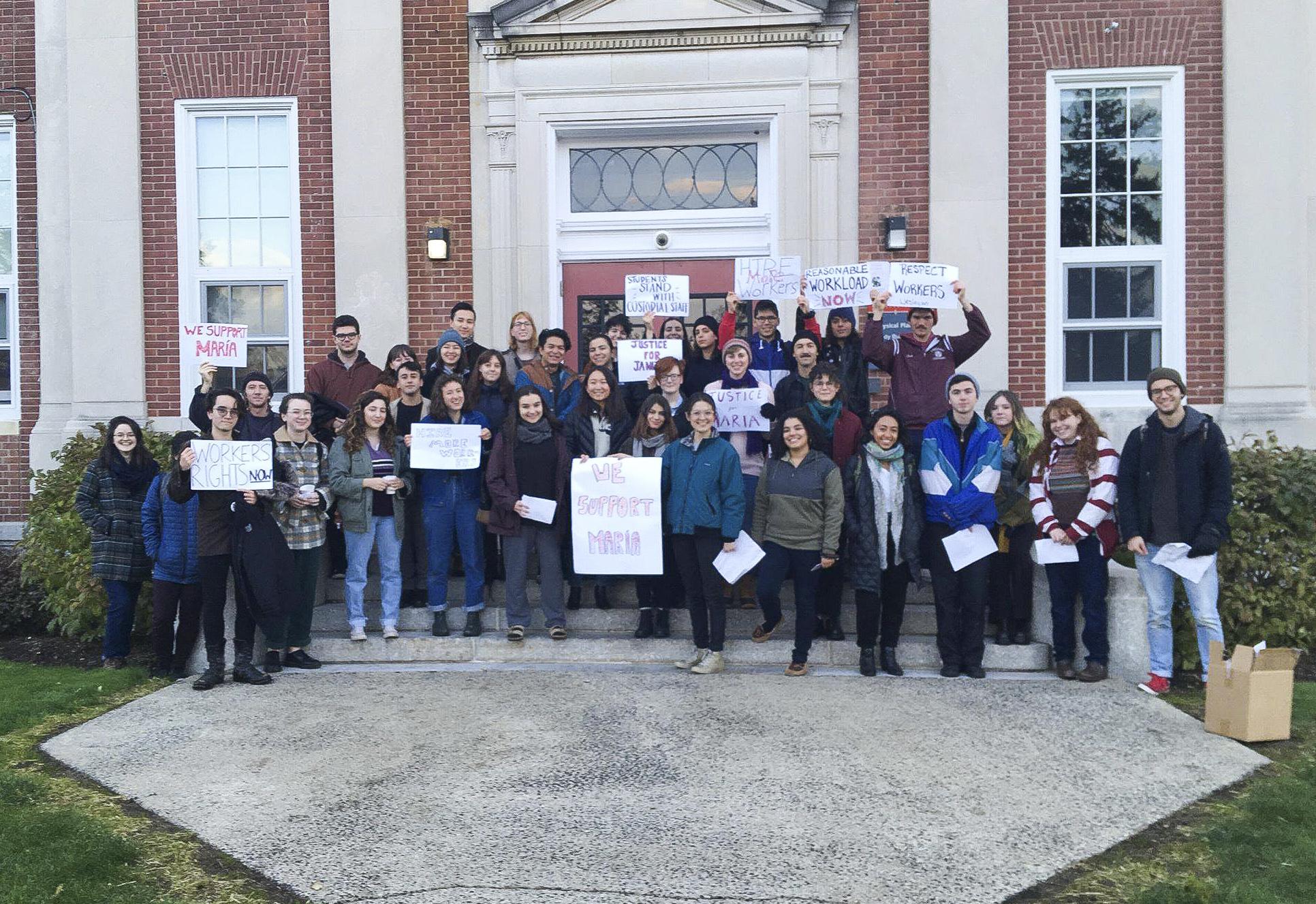 c/o Wesleyan United Student Labor/Action Coalition (USLAC)