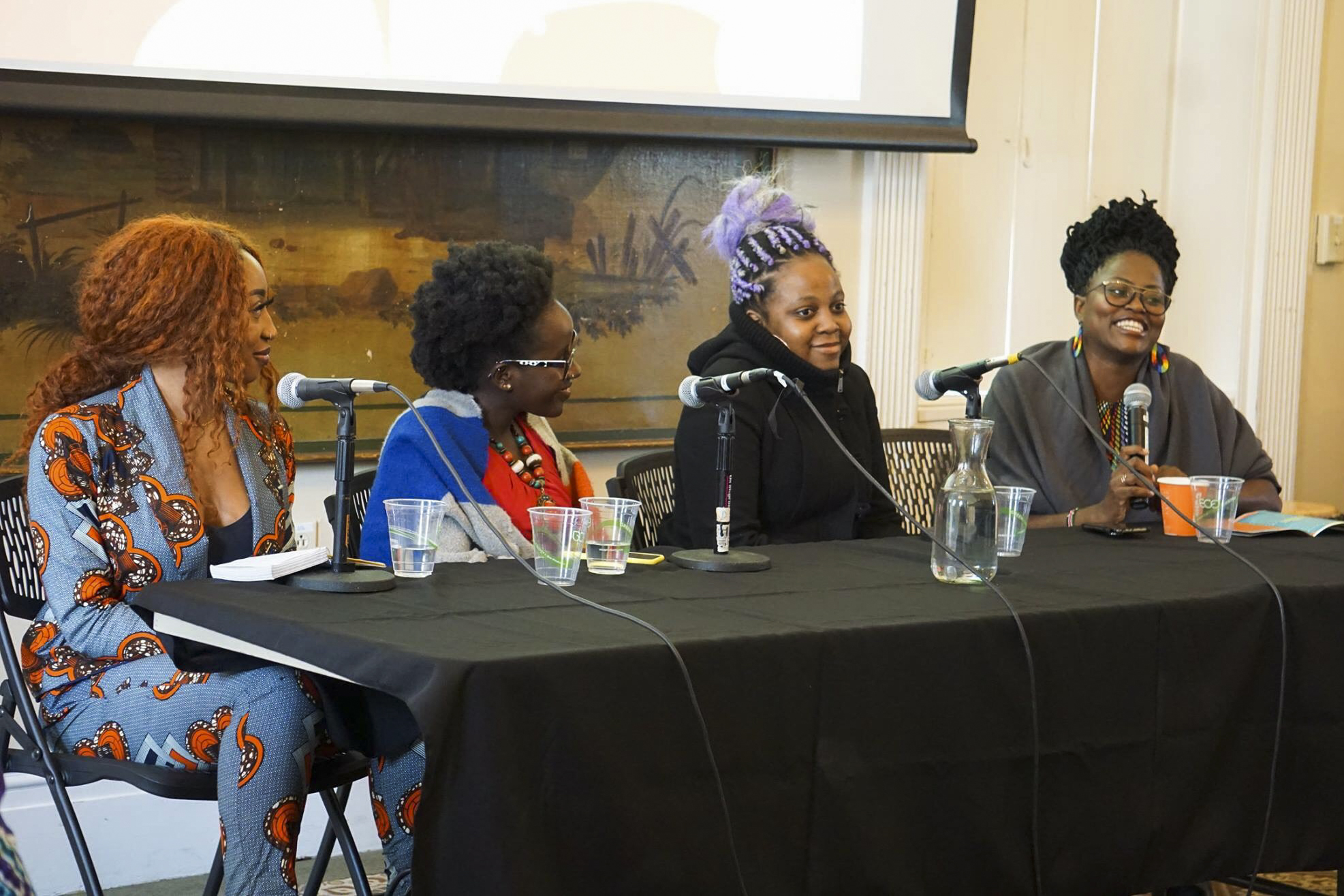 c/o African Student Association