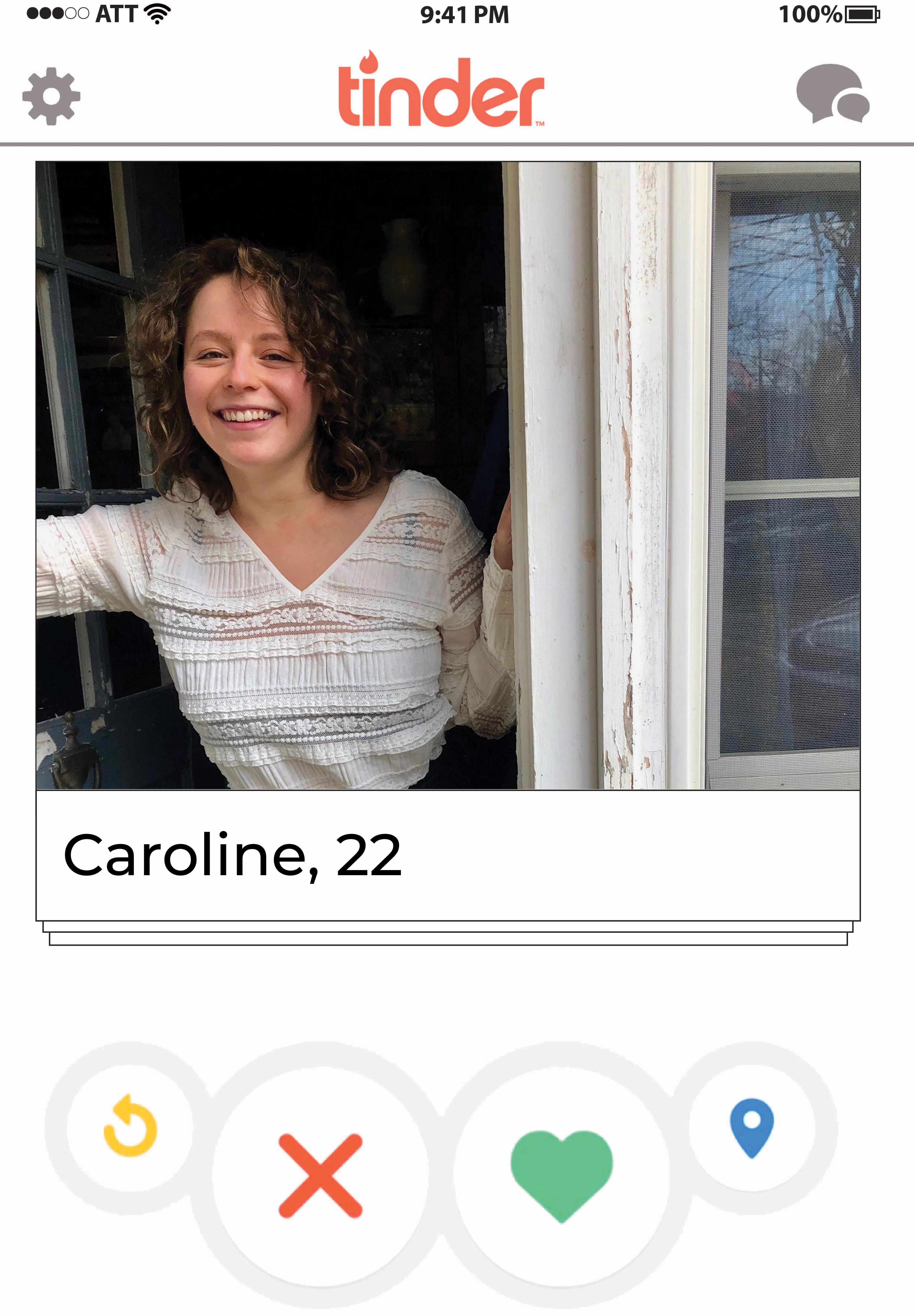 c/o Caroline Kravitz