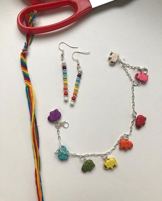 The Wesleyan Argus | Luna Mac-Williams Talks Selling Jewelry