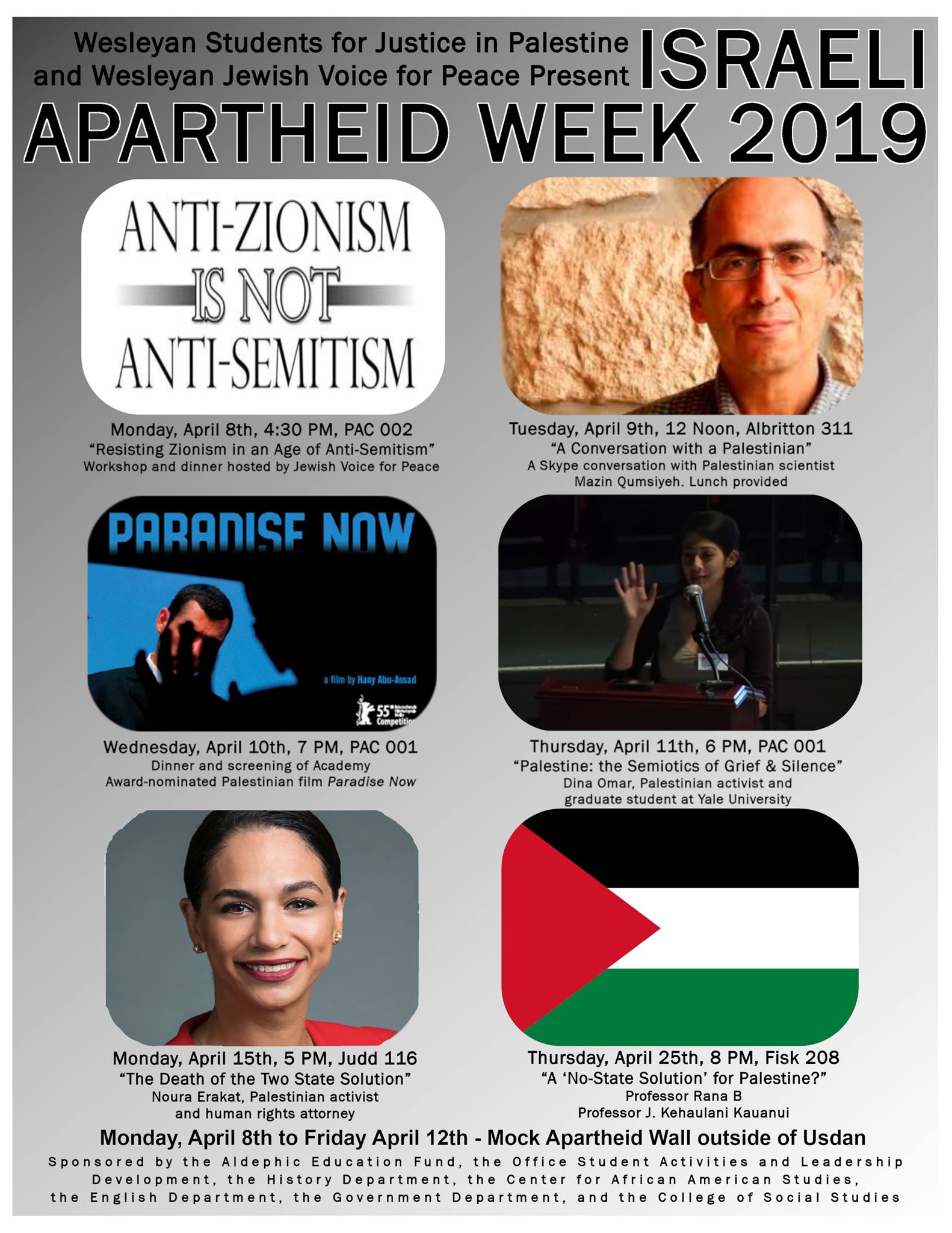c/o facebook.com/Wesleyan Students for Justice in Palestine
