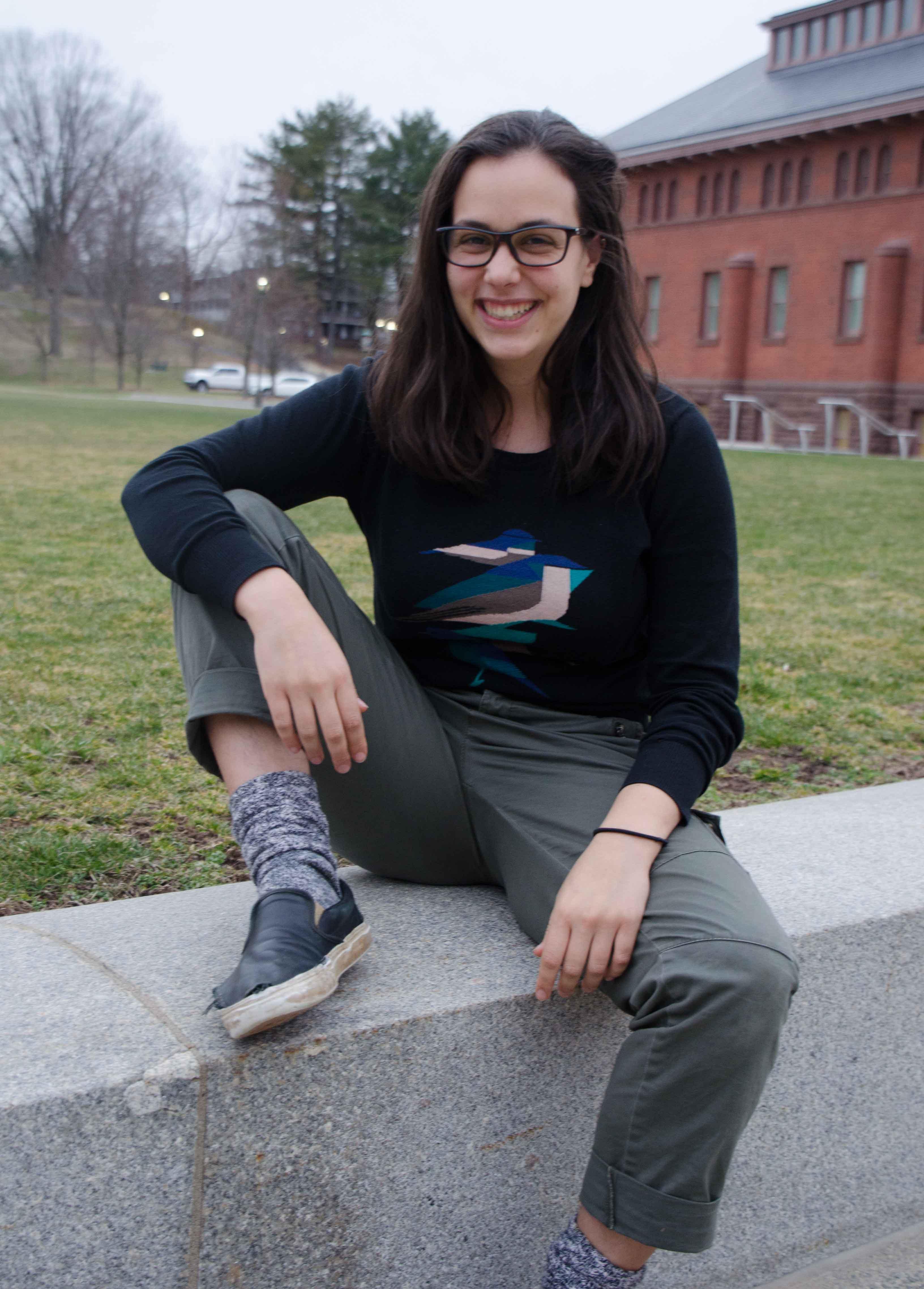 WesCeleb: Emma Rose Borzekowski '19