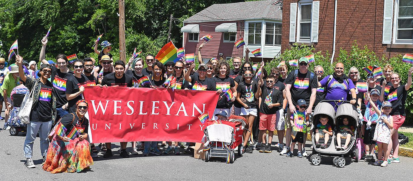 c/o Wesleyan Newsletter