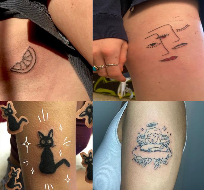 c/o Tara Nair, Kathy Liang, Joline Cappo, Layla Krantz